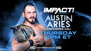 austin aries conference call poster