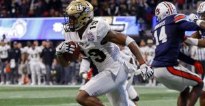Mike Hughes, UCF, Cornerback