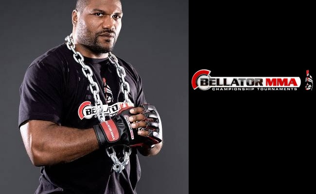 bellator mma fighter Rampage Jackson