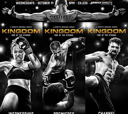 Kingdom showcases the journey of an MMA fighter to the UFC and Bellator